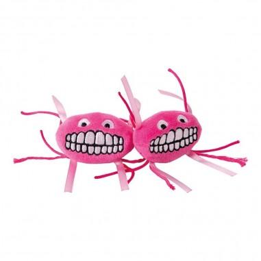 Catnip Flossy Grinz Pink (2 stuks)