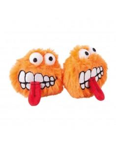 Catnip Fluffy Grinz Orange (2 stuks)