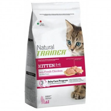 Natural Trainer Kitten Kip 1,5 kg