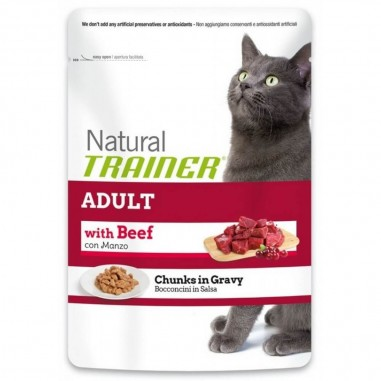 Natural Trainer Beef 85 gram