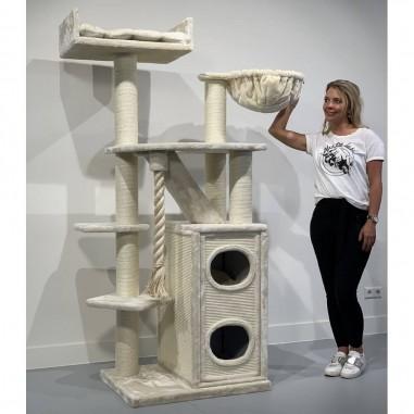 Cat Penthouse Creme