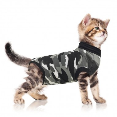 Recovery Suit Kat Camouflage X Small