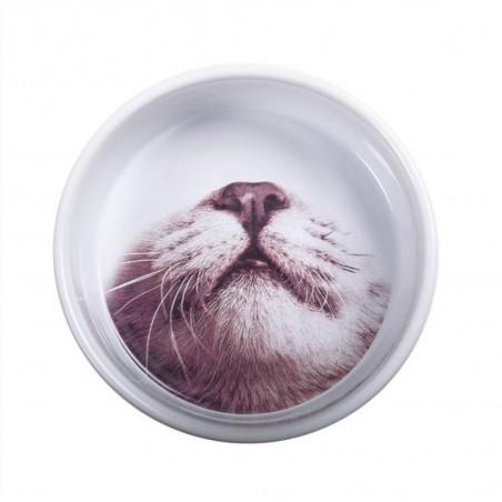 Keramische Voerbak Kattensnuit