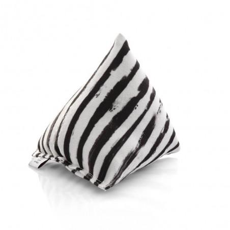 Cuddle-Pyramid XL Zebra