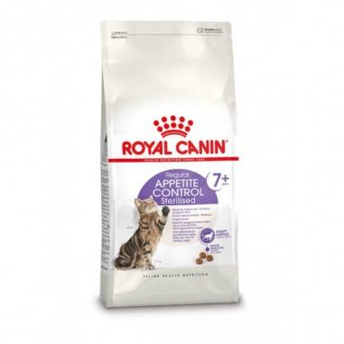 Royal Canin Appetite Control Sterilised 7+ 400 gram
