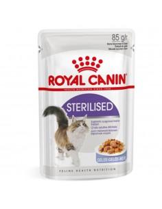 Royal Canin Sterilised in Gelei 12 x 85 gram