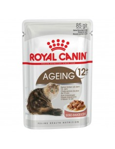 Royal Canin Ageing 12+ in Saus 12 x 85 gram
