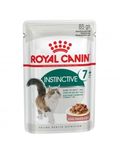 Royal Canin Instinctive 7+ in Saus 12 x 85 gram