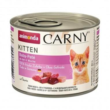 Animonda Carny Kitten Baby-Pate 6 x 200 gram