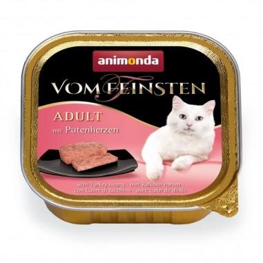 Animonda Vom Feinsten Adult Kalkoenhart 32 x 100 gram