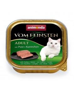 Animonda Vom Feinsten Adult Kalkoen & Konijn 32 x 100 gram