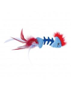 Feather Fish Bone