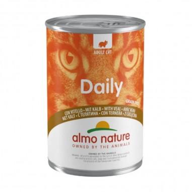 Almo Nature Daily Met Kalf 24 x 400 gram