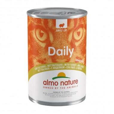 Almo Nature Daily Met Kalkoen 24 x 400 gram
