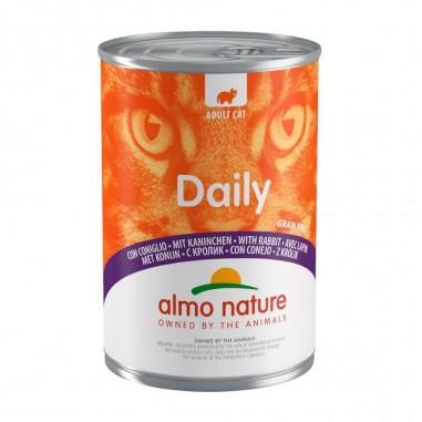 Almo Nature Daily Met Konijn 24 x 400 gram