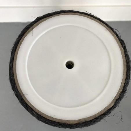 RHRQuality Sisalpaal Blackline Ø 12 x 58 cm M8