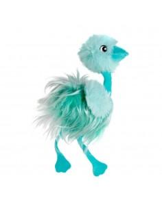 KONG Softies Frizz Bird Groen