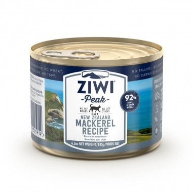 Ziwi Peak Mackerel 24 x 185 gram