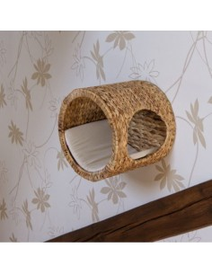 Ronde Ligplaats voor wandmontage Waterhyacint