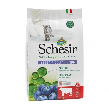 Schesir Natural Selection Adult Rund 4,5 kg