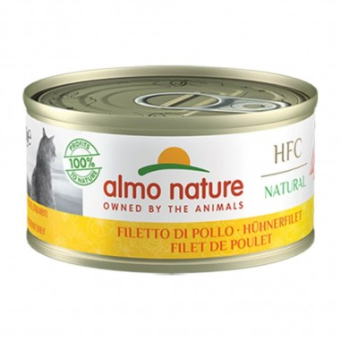 Almo Nature HFC Natural Kipfilet 24 x 70 gram
