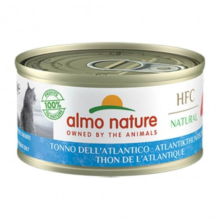 Almo Nature HFC Natural Atlantische Tonijn 24 x 70 gram