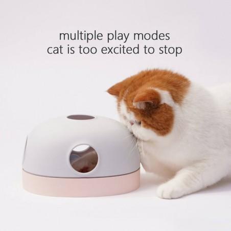 Hola Cat Toy Donkergroen