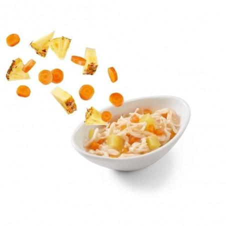 Schesir Salad Poke Kip met Ananas en Wortel 14 x 85 gram