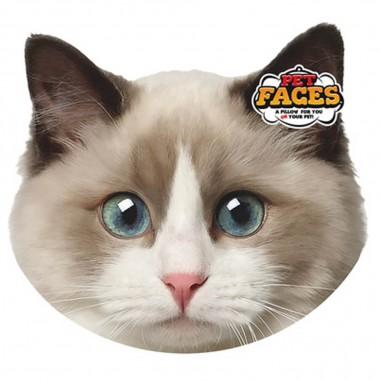 Pet Faces Kussen Ragdoll
