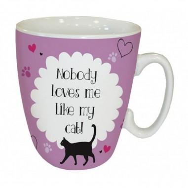 Mok Nobody loves me like my cat