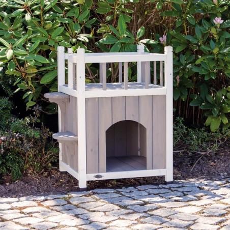 Trixie Kattenhuis Cat's Home met Balkon
