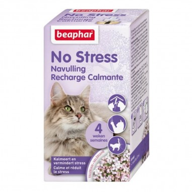 Beaphar No Stress Navulling 30 ml
