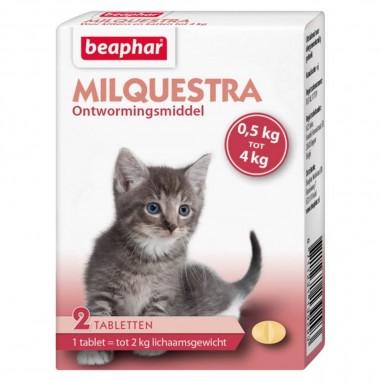 Milquestra Kleine Kat/Kitten 2 tabletten