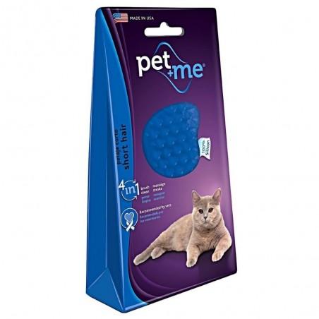 Pet + Me Blauw Korthaar