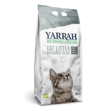 Yarrah Biologische Kattenbakvulling 7 kg