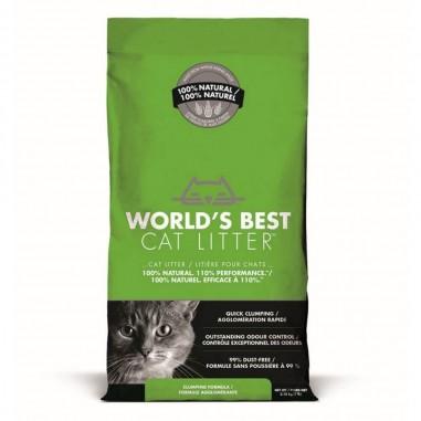 World's Best Cat Litter Original Clumping 3,18 kg