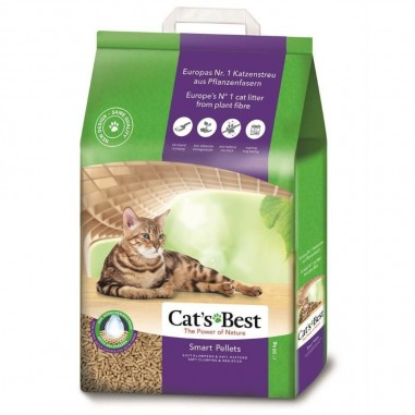Cat's Best Smart Pellets 20 liter