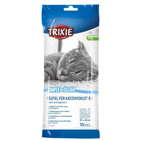 Trixie Kattenbakzakken M