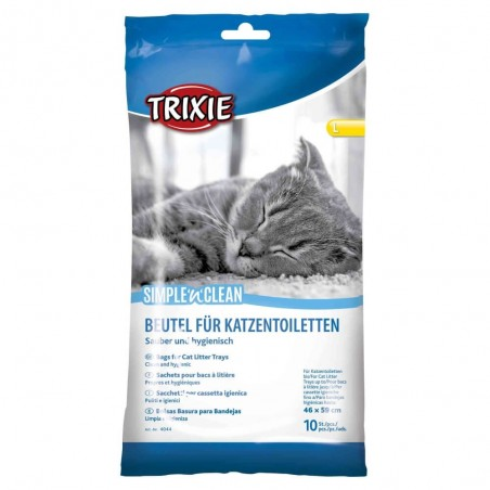 Trixie Kattenbakzakken L