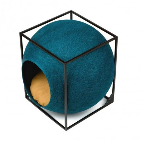 MeYou Kattenmand The Peacock Cube
