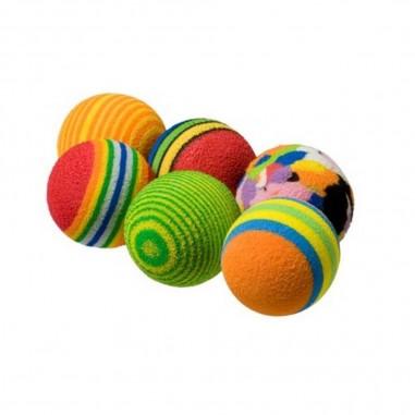 Adori bal regenboog multi (6 stuks)