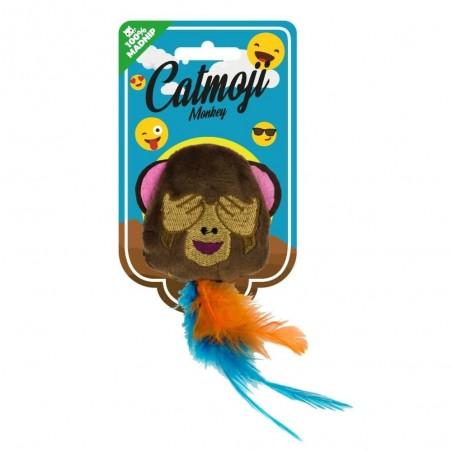 Catmoji Monkey