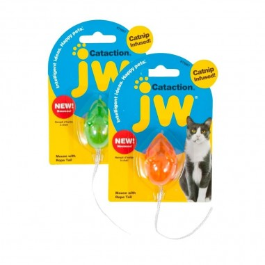 JW Cataction Mouse with Tail