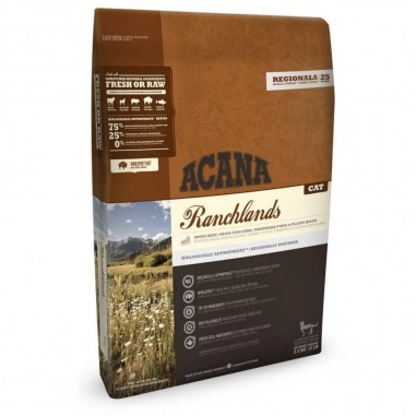 Acana Regionals Ranchlands 5400 gram