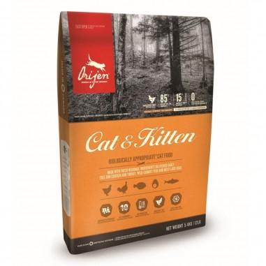 Orijen Cat & Kitten 5400 gram