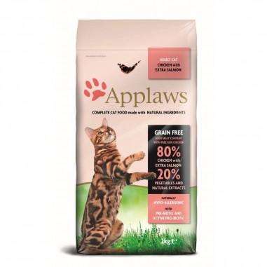 Applaws Kip & Zalm 2 kg
