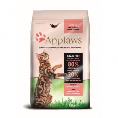 Applaws Kip & Zalm 7,5 kg