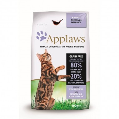 Applaws Kip & Eend 400 gram
