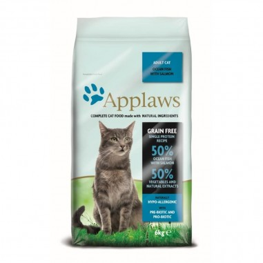 Applaws Zeevis & Zalm 6 kg