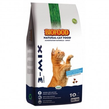 Biofood kat 3-mix 10 kg